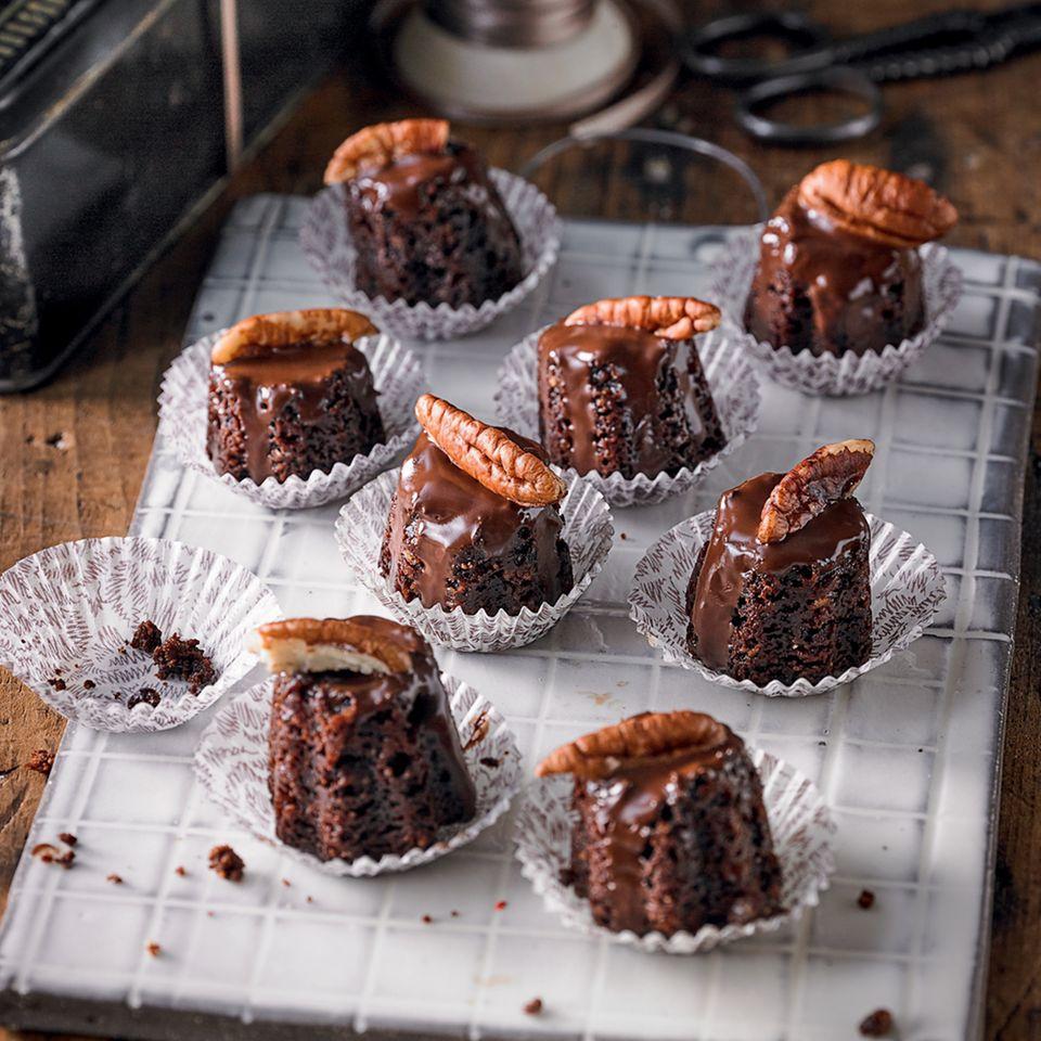 Mini-Pekan-Brownies