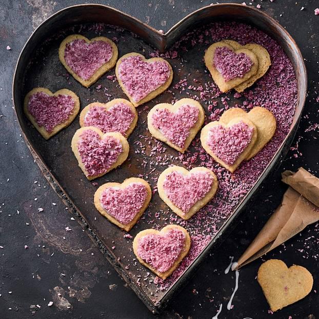 Valentinstags Kuchen Fur Die Liebsten Backen Brigitte De