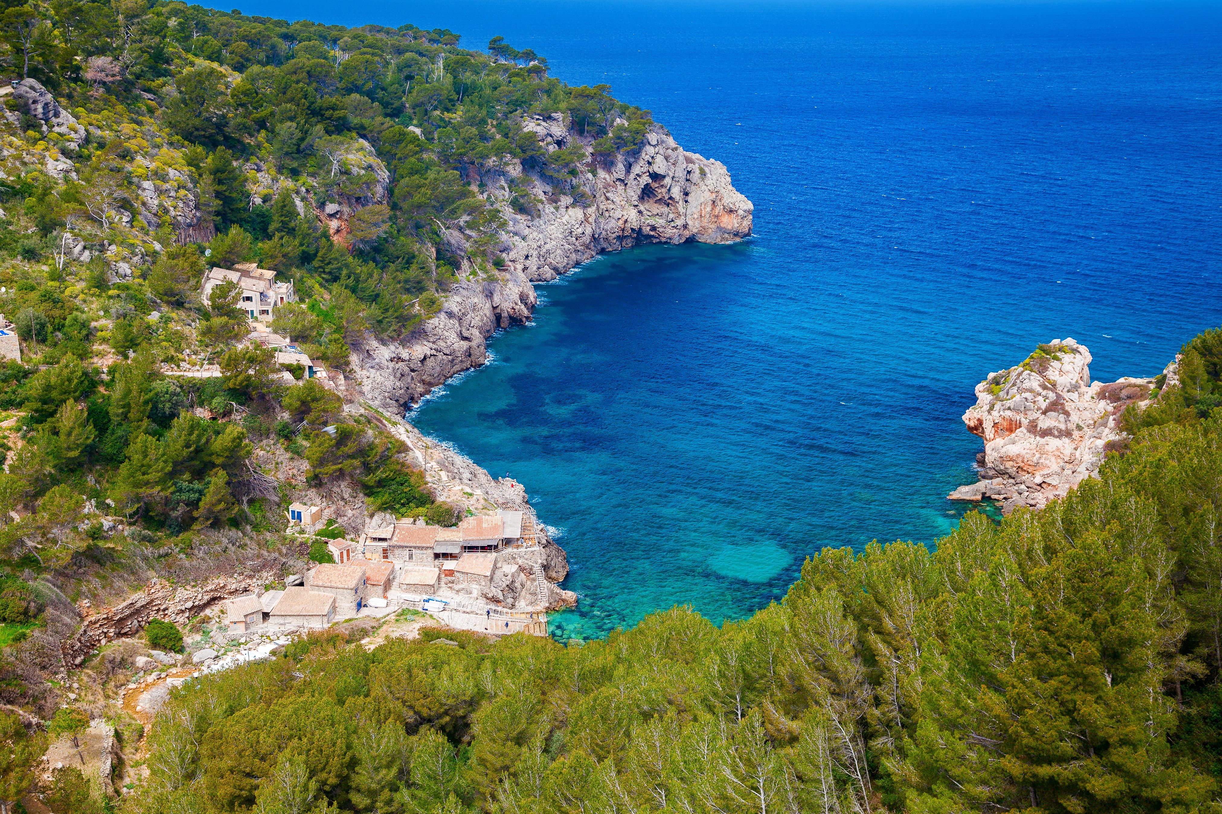 Die schönsten Strände Mallorcas: Cala de Deià