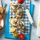 Thunfisch-Ei-Crostinis