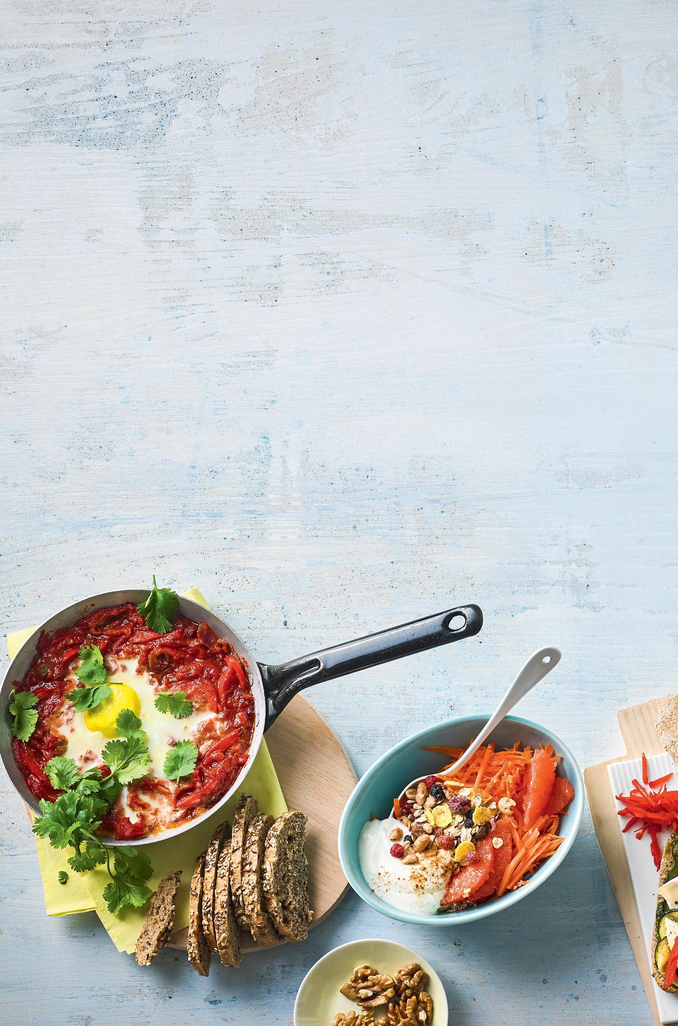 Mittagessen: Diese Rezepte sind in 15 Minuten fertig | BRIGITTE.de