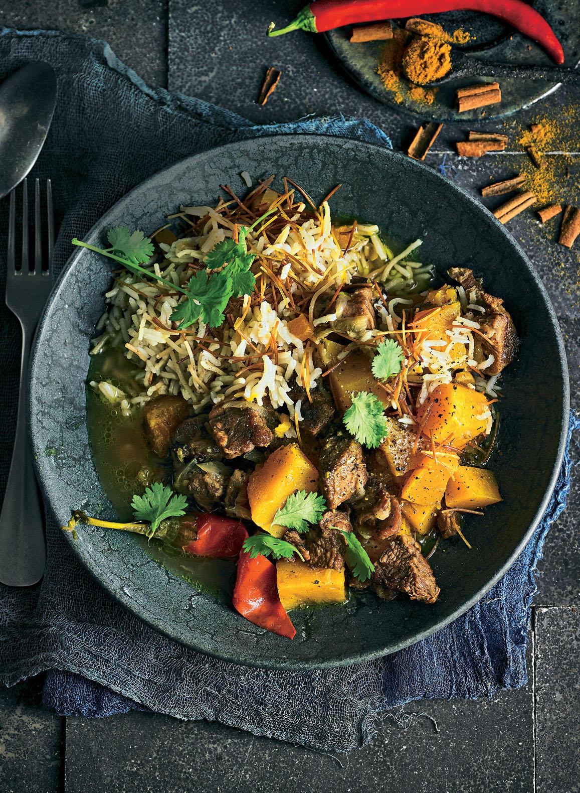Orientalische Rezepte: Aromatische Gerichte