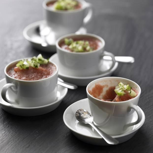Gazpacho und andere kalte Suppen
