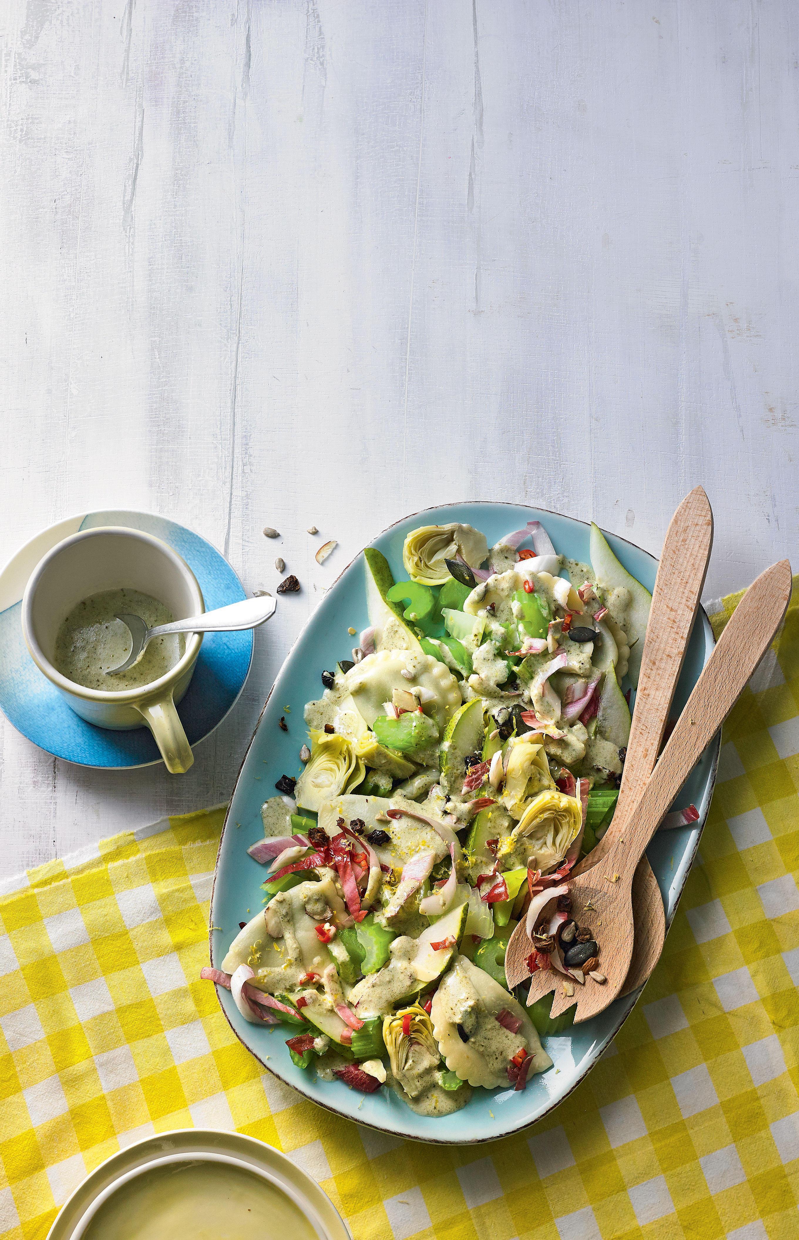 Salate zum Abnehmen - 30 gesunde Ideen