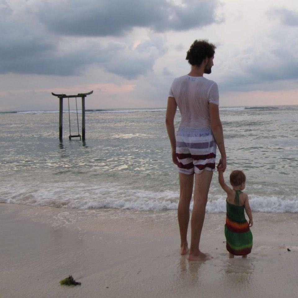 Weltreise mit Baby - Indonesien