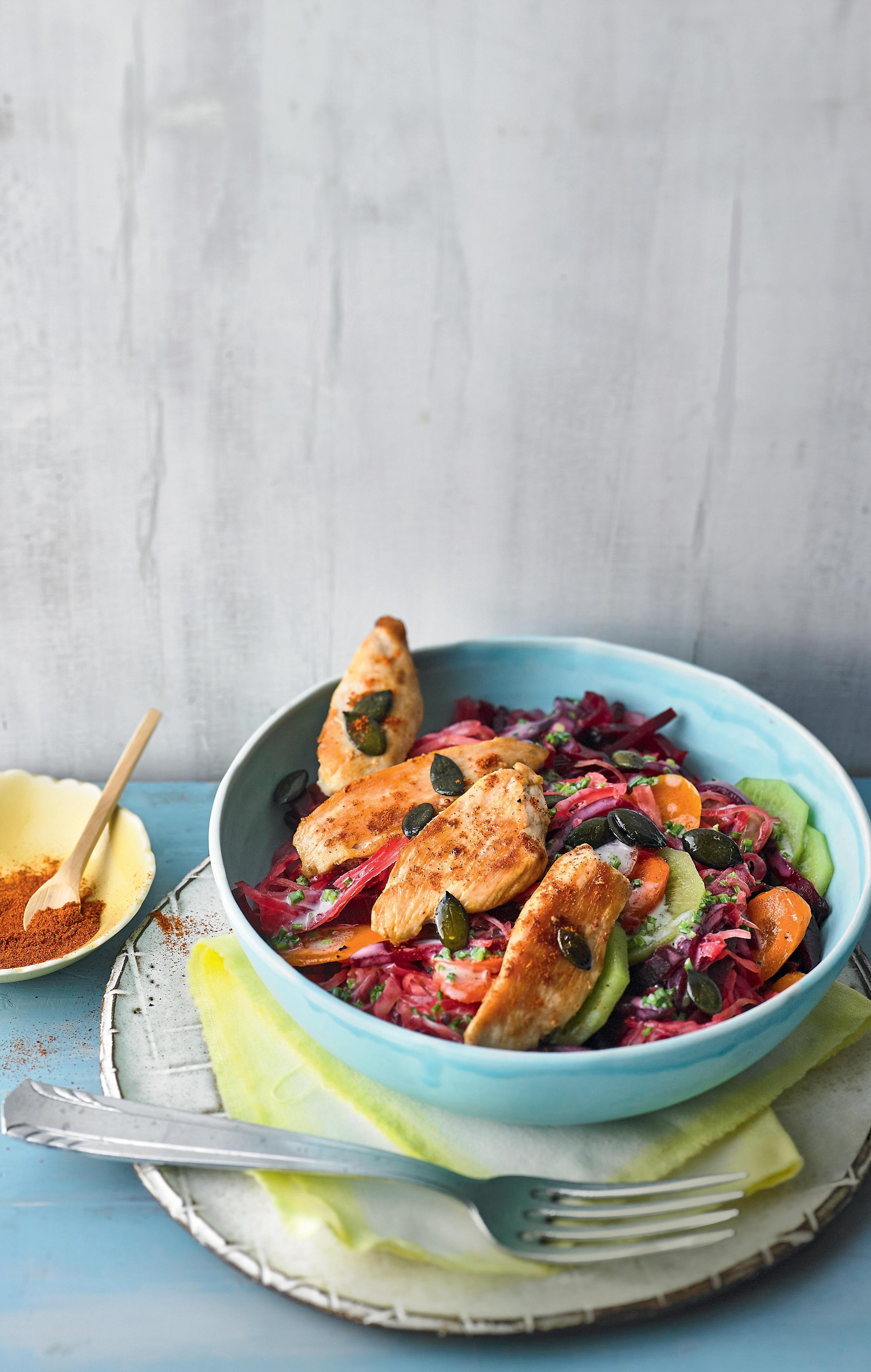 Geflügel: Hähnchen-Rezepte: Ein Huhn geht um die Welt | BRIGITTE.de