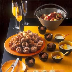 Leckere Silvester-Rezepte für eure Party