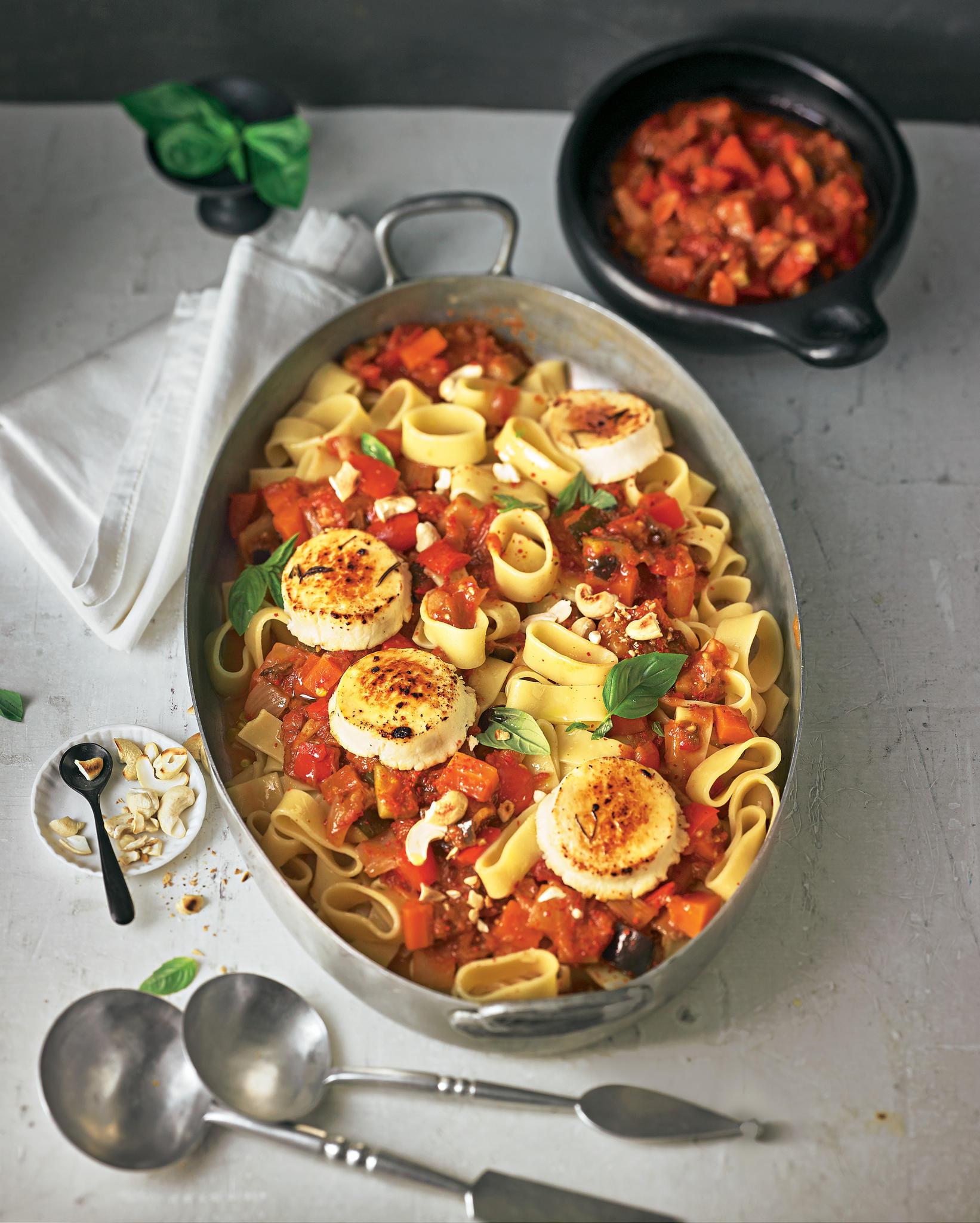 nudeln vegetarische pasta rezepte f r genie erinnen. Black Bedroom Furniture Sets. Home Design Ideas