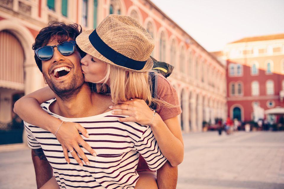Valentinstag: Kurzurlaub für Verliebte