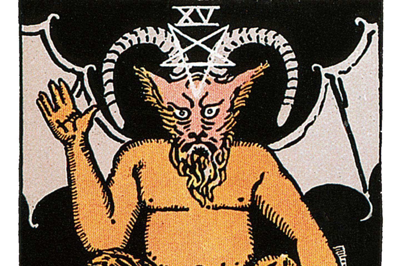 Tarotkarte Der Teufel