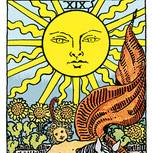 Tarotkarte Die Sonne