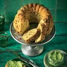 Elsässer Gugelhupf mit geröstetem Suppengrün