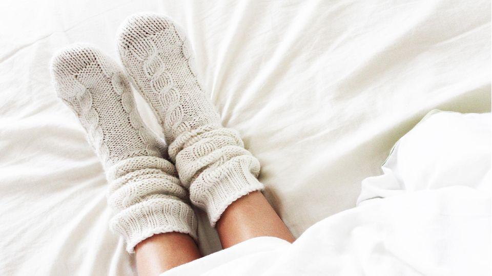 Diese hilfreichen Tipps können helfen kalte Füße gtu zu durchbluten