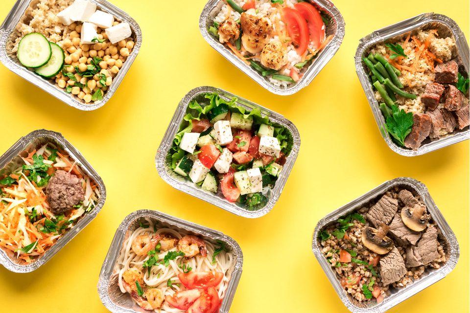 So könnte euer Essensplan für die ganze Woche aussehen