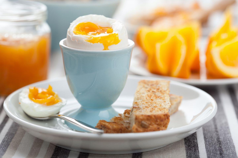 Orangen-Ei-Diät