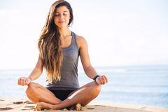 Yoga Brüste