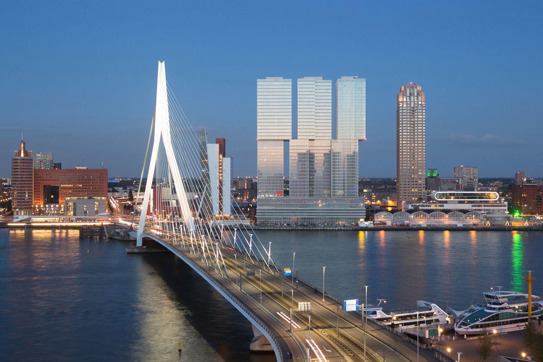 Rotterdam: nhow Rotterdam