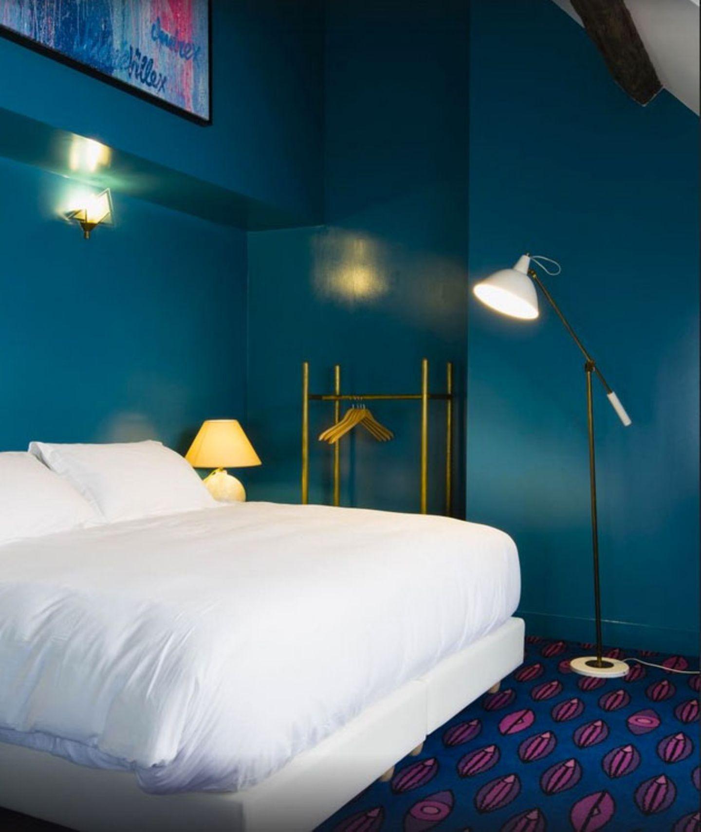 Paris: Hotel Grand Amour