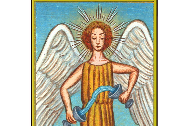 Liebe engelkarte Engelkarte ziehen:
