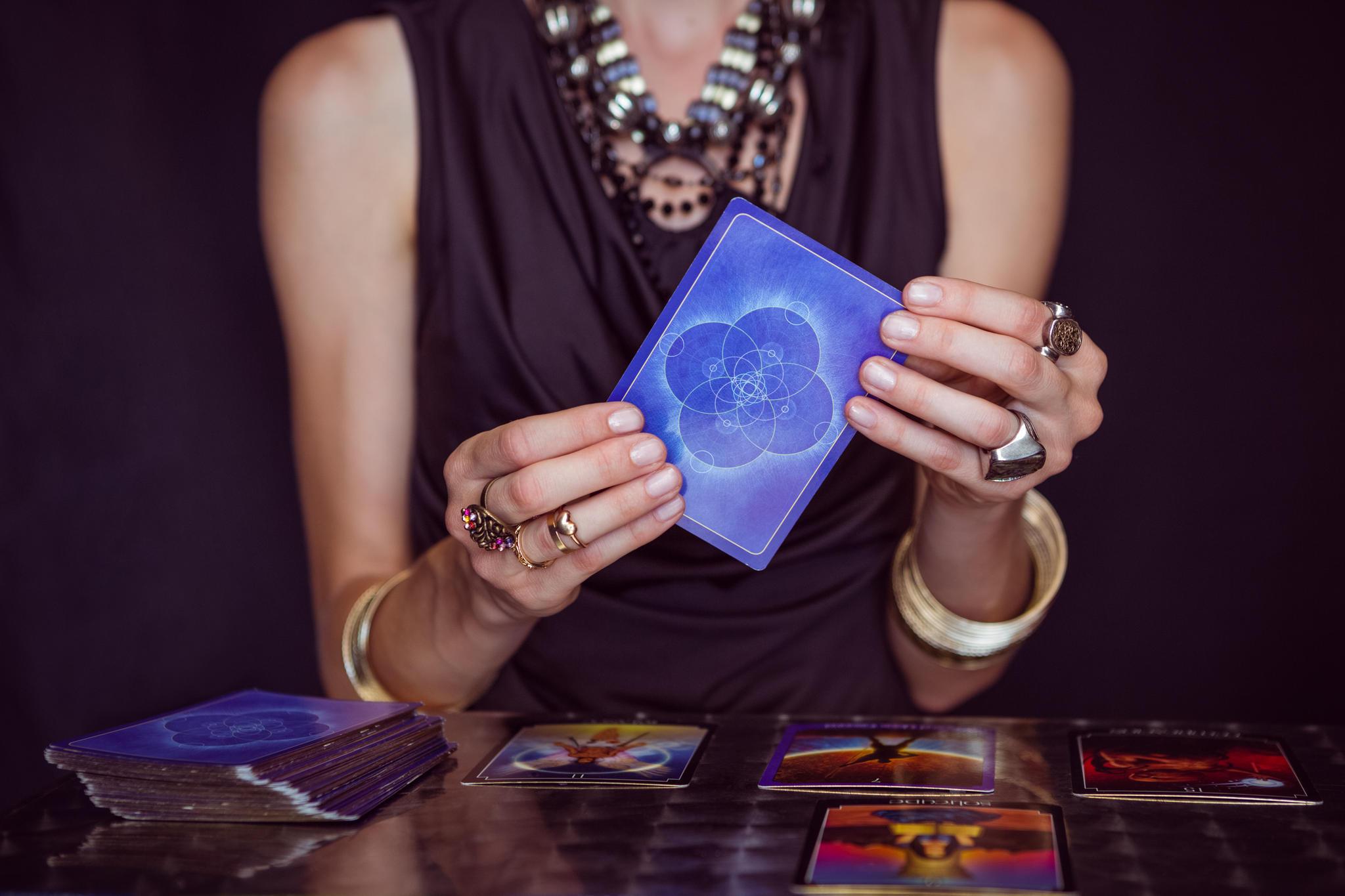 Tarot tageskarte kostenlos ziehen