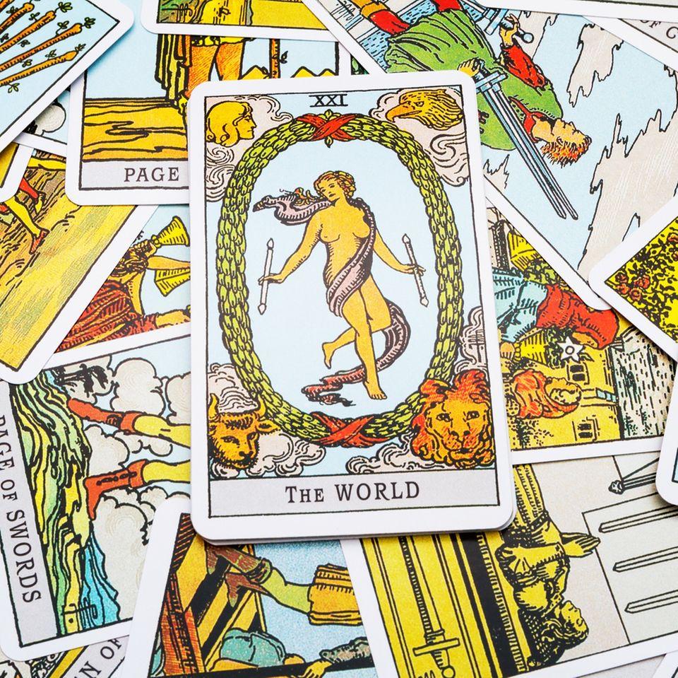 Tarot – alle Infos