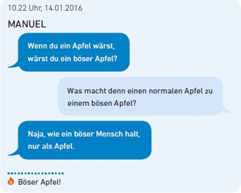 Tinder-Chats, die einfach nur lächerlich sind | BRIGITTE.de