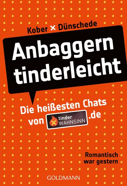 Buch: Anbaggern Tinderleicht