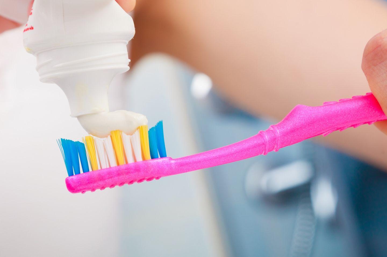 Krebserregend? Titandioxid in Zahnpasta