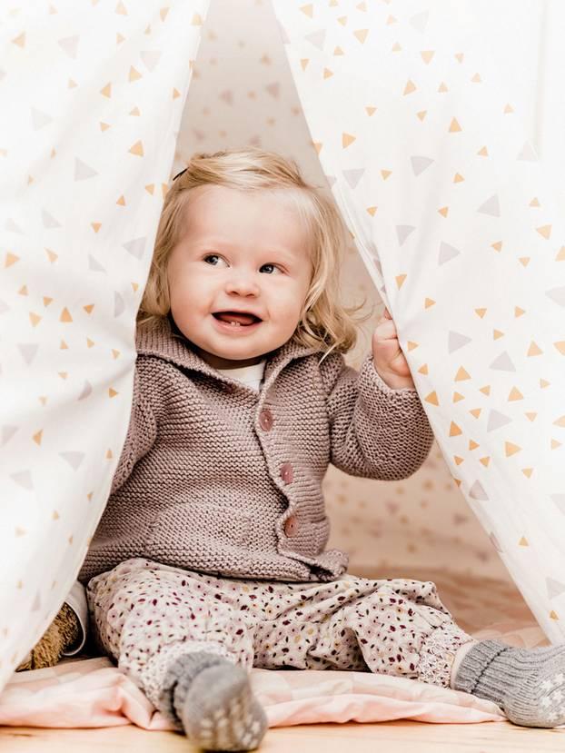 Baby Cardigan Stricken Anleitung Für Eine Süße Strickjacke