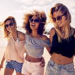 Girls halten zusammen