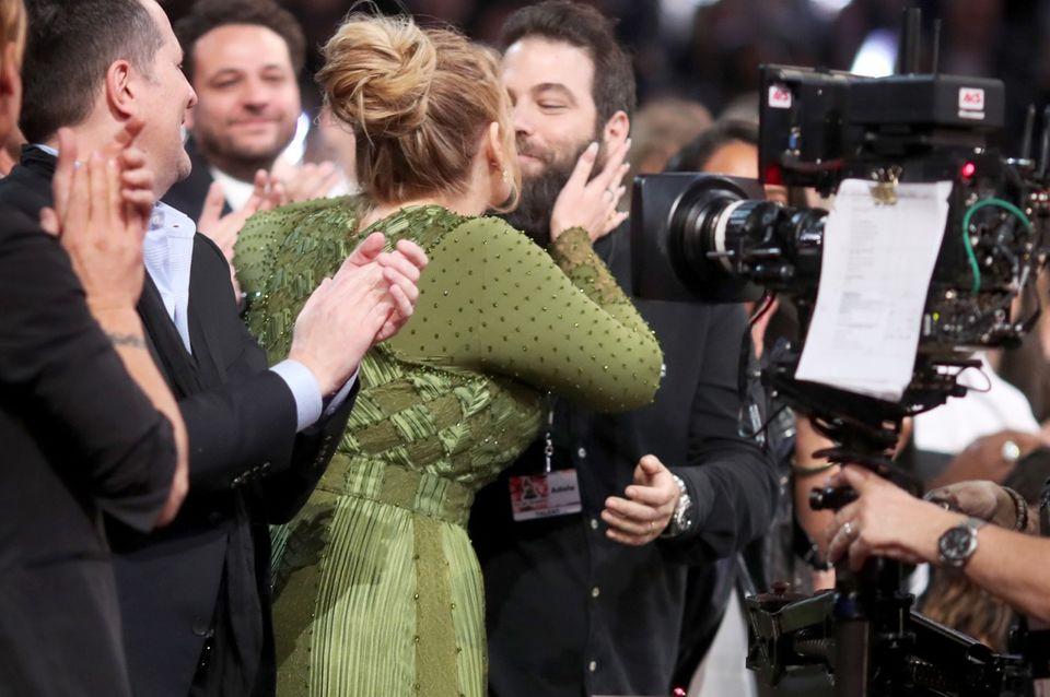 Also doch! Adele verkündet eine zuckersüße Nachricht