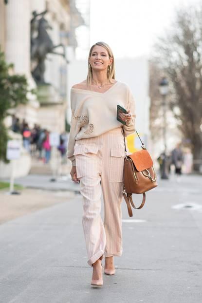 Die schönsten Streetstyles, die Lust auf Frühling machen: Zarter Pastell-Look