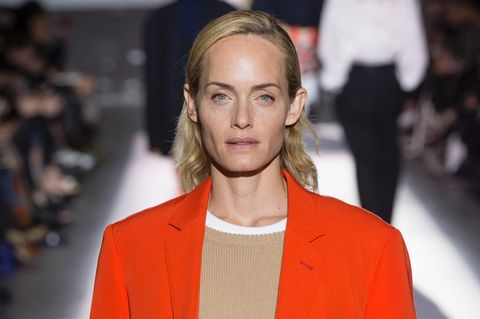 Dries Van Noten Amber Valletta