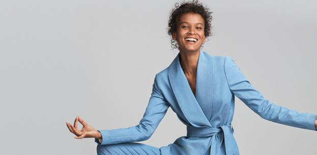 Liya Kebede für Amazon Fashion