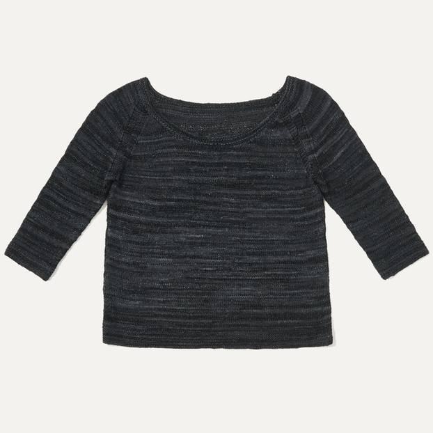 strickmuster damen pullover raglan