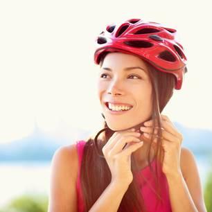 Fahrradhelmfrisuren: wir zeigen euch 5 geniale Frisuren