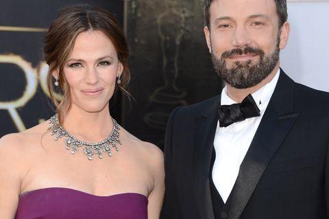 Happy End! Jennifer Garner und Ben Affleck sagen Scheidung ab
