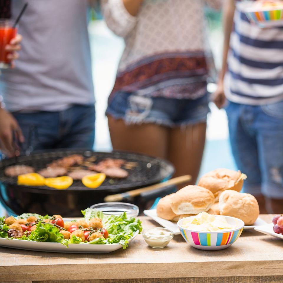 Grillparty: Mit diesen Tipps und Rezepten wird sie perfekt