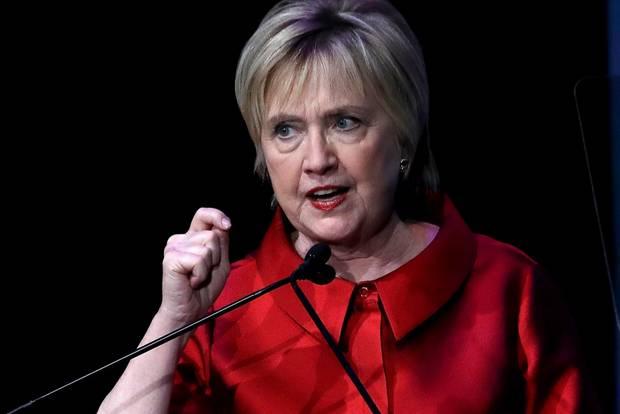 Hillary Clinton – neue Frisur