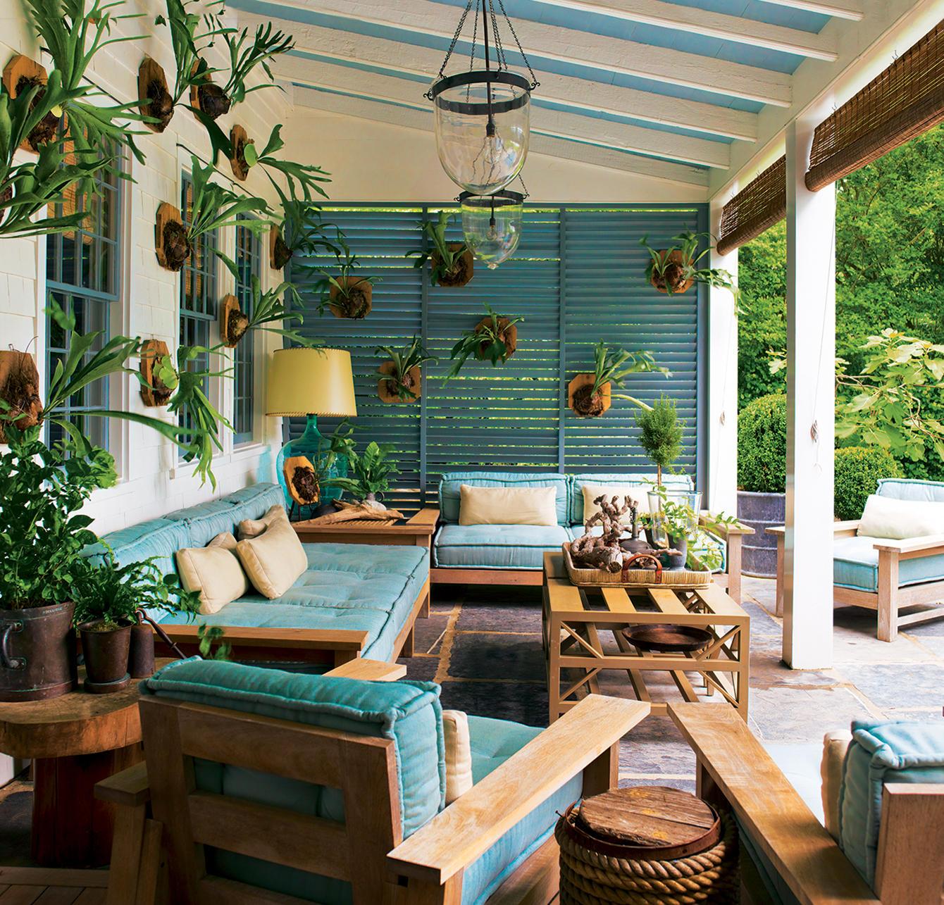 Die Schönsten Ideen Für Die Terrasse: Deko Für Balkon Und Terrasse: Die Schönsten Ideen