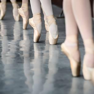 Ballett-Look: So schön sieht der Ballerina-Look aus
