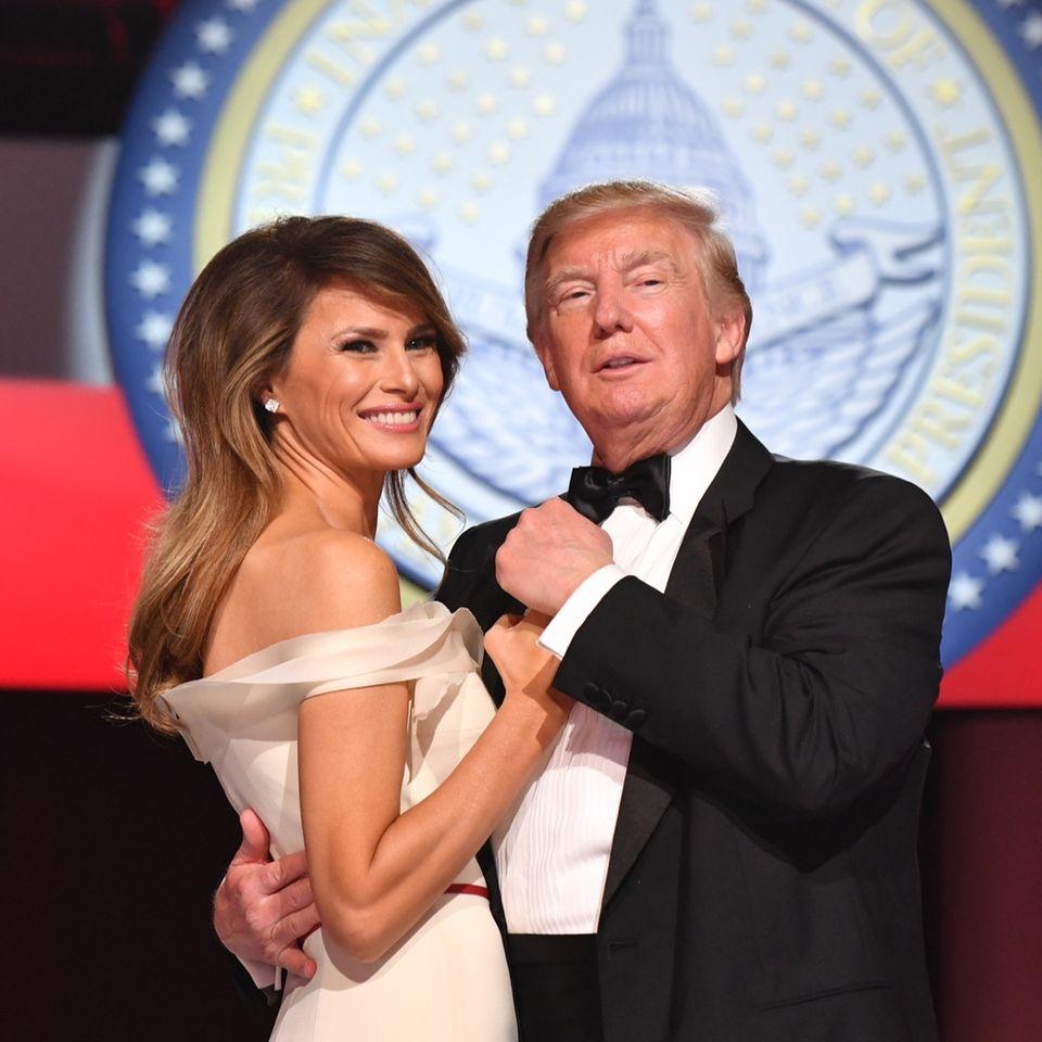 Hier plaudern Donald und Melania Trump über ihr Sexleben