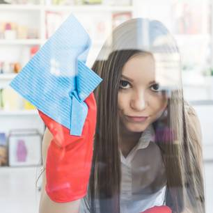 Fenster putzen: Tipps und Tricks