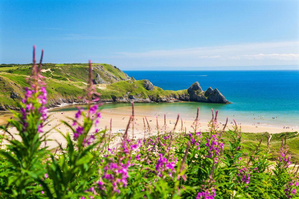 Wales: Die Gower-Halbinsel westlich von Swansea