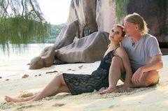 Nathalie Volk & Frank Otto zum ersten Mal im TV - so unfassbar peinlich war's!