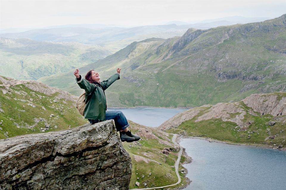 Wales: Höhenluft! Auf dem Weg zum Mount Snowdon