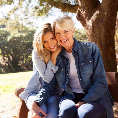 Bin ich wie meine Mutter: Mutter und Tochter