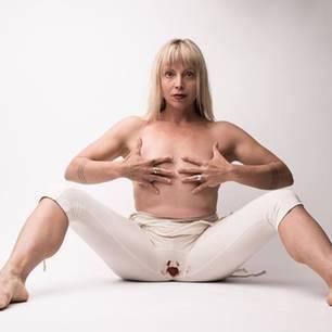 Jade Beall: Menstruationsporträt