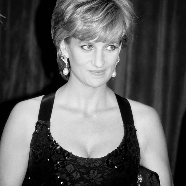 Prinzessin Diana Liegt Sie Ganz Woanders Begraben Brigitte De