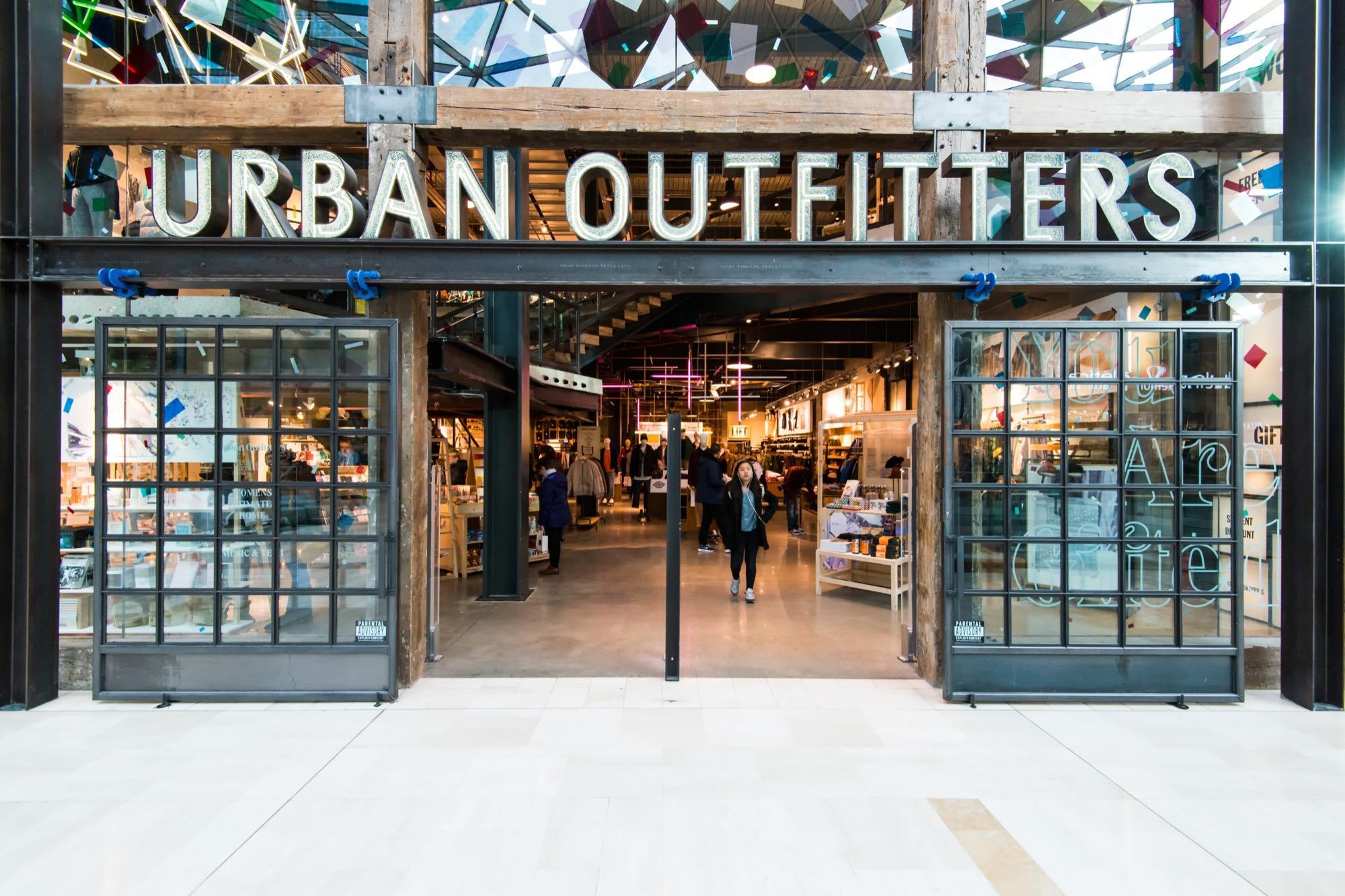 URBAN OUTFITTERS DE GUTSCHEIN